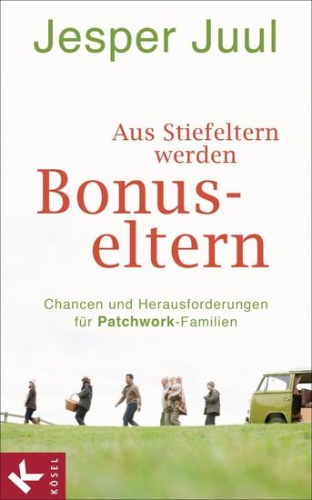 Aus Stiefeltern werden Bonus-Eltern - Blick ins Buch