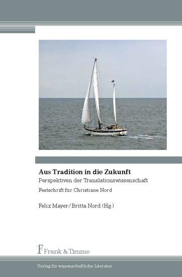 Aus Tradition in die Zukunft - Blick ins Buch