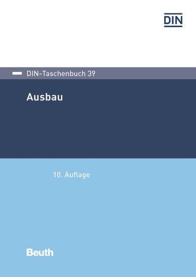 Ausbau - Blick ins Buch