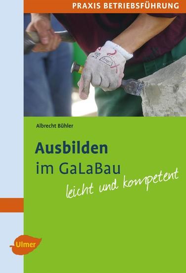 Ausbilden im GaLaBau - Blick ins Buch