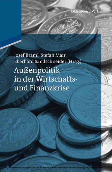 Außenpolitik in der Wirtschafts- und Finanzkrise - Blick ins Buch