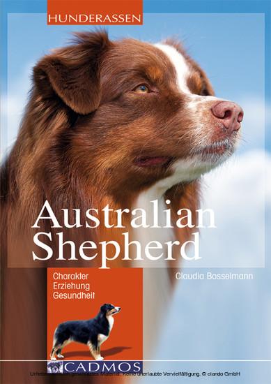 Australian Shepherd - Blick ins Buch