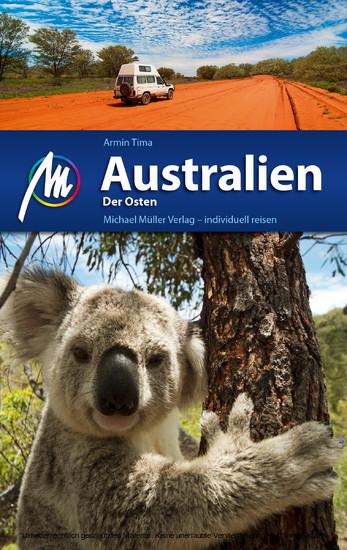 Australien - Der Osten Reiseführer Michael Müller Verlag - Blick ins Buch