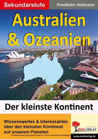 Australien & Ozeanien - Blick ins Buch