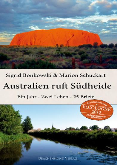 Australien ruft Südheide - Blick ins Buch