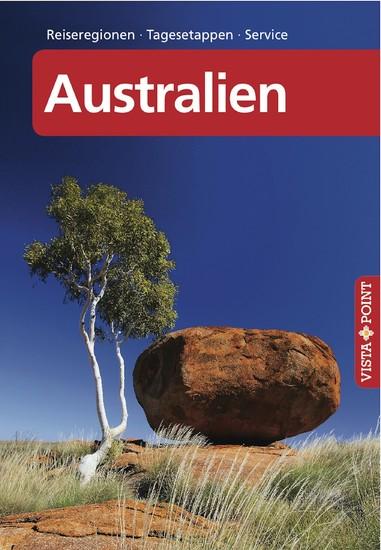 Australien - VISTA POINT Reiseführer Reisen A bis Z - Blick ins Buch