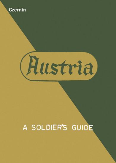 Austria - Österreich - Blick ins Buch