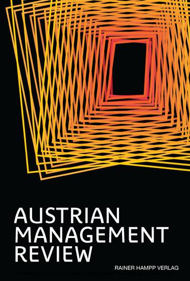 AUSTRIAN MANAGEMENT REVIEW - Blick ins Buch