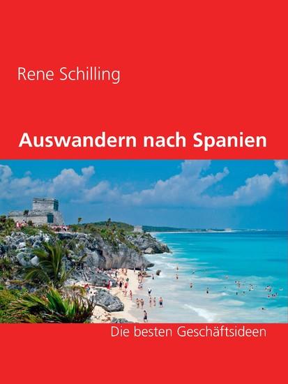 Auswandern nach Spanien - Blick ins Buch