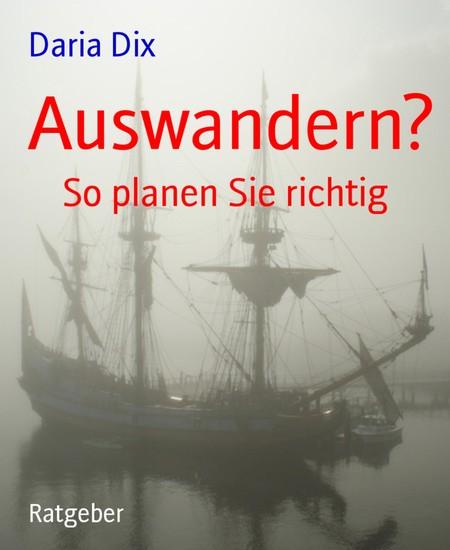 Auswandern? - Blick ins Buch