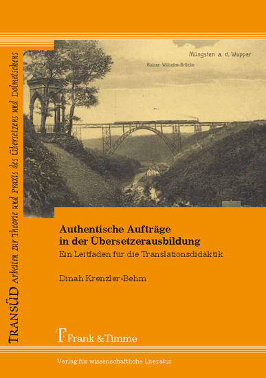 Authentische Aufträge in der Übersetzerausbildung - Blick ins Buch