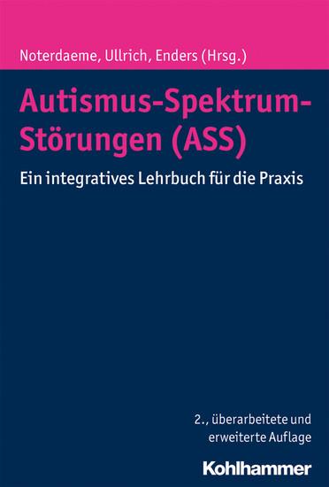 Autismus-Spektrum-Störungen (ASS) - Blick ins Buch
