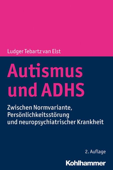 Autismus und ADHS - Blick ins Buch