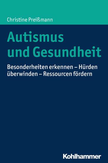 Autismus und Gesundheit - Blick ins Buch