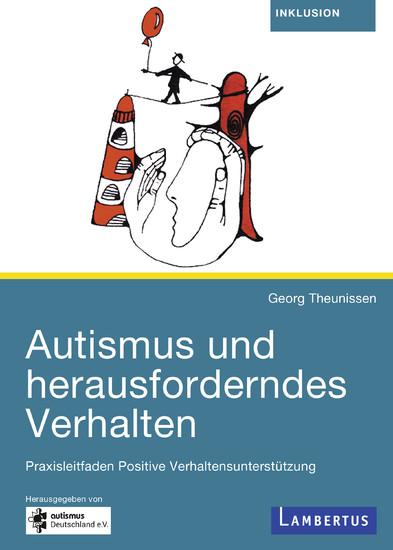 Autismus und herausforderndes Verhalten - Blick ins Buch