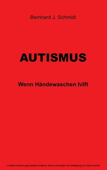 Autismus - Blick ins Buch