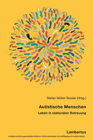 Autistische Menschen - Blick ins Buch
