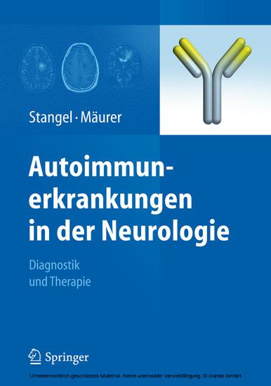 Autoimmunerkrankungen in der Neurologie - Blick ins Buch