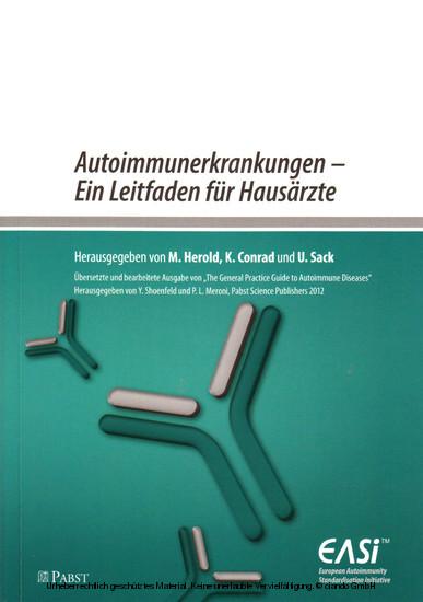 Autoimmunerkrankungen – Ein Leitfaden für Hausärzte - Blick ins Buch