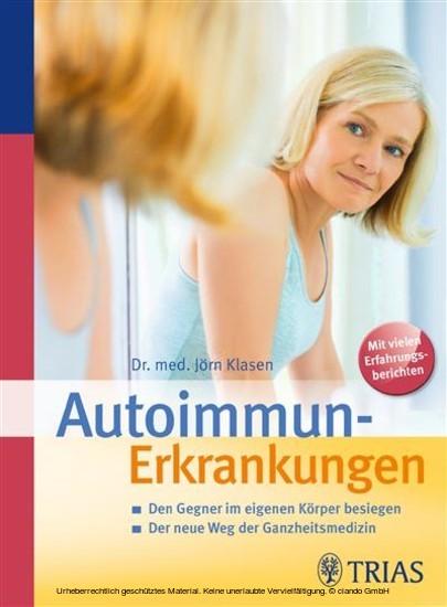Autoimmunerkrankungen - Blick ins Buch