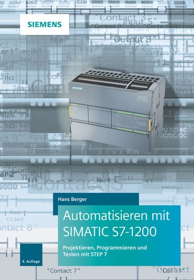 Automatisieren mit SIMATIC S7-1200 - Blick ins Buch