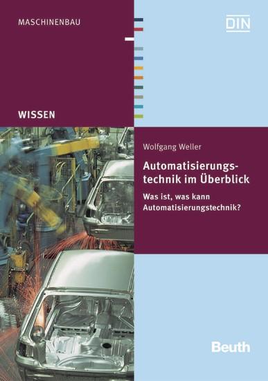 Automatisierungstechnik im Überblick - Blick ins Buch