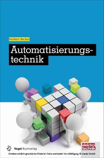 Automatisierungstechnik - Blick ins Buch