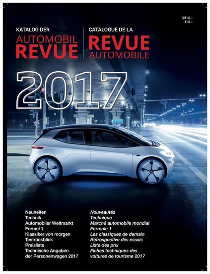 Automobil Revue / Revue Automobile - Blick ins Buch