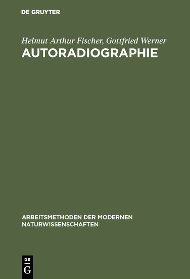 Autoradiographie - Blick ins Buch