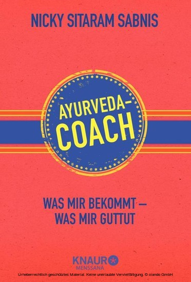Ayurveda-Coach - Blick ins Buch