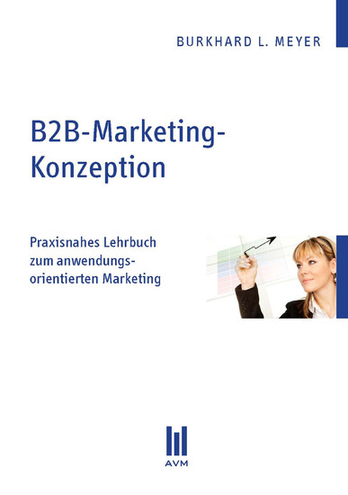 B2B-Marketing-Konzeption - Blick ins Buch