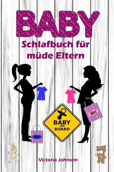 Baby-Schlafbuch für müde Eltern - Blick ins Buch