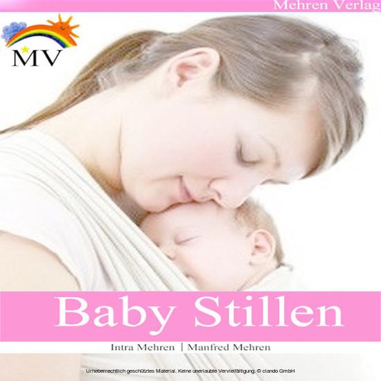 Baby Stillen - Blick ins Buch