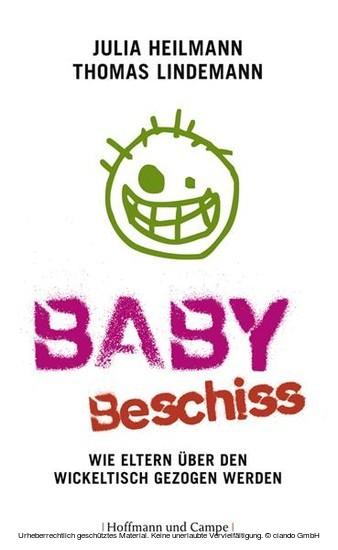 Babybeschiss - Blick ins Buch