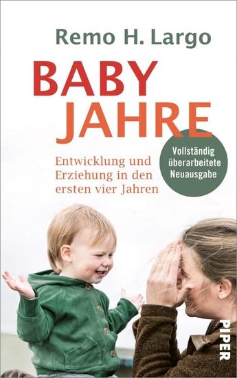Babyjahre - Blick ins Buch