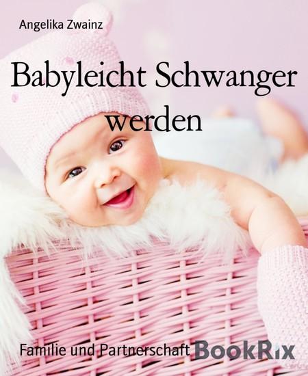 Babyleicht Schwanger werden - Blick ins Buch