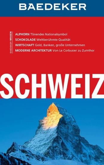 Baedeker Reiseführer Schweiz - Blick ins Buch