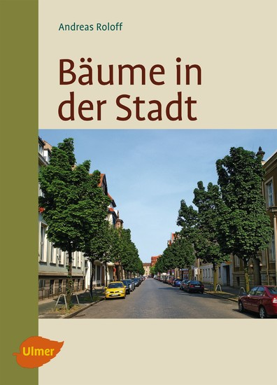 Bäume in der Stadt - Blick ins Buch