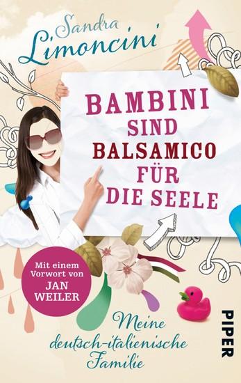 Bambini sind Balsamico für die Seele - Blick ins Buch