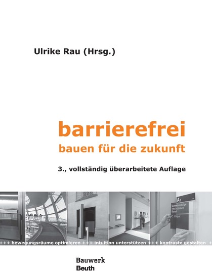 barrierefrei - Blick ins Buch