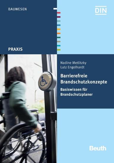 Barrierefreie Brandschutzkonzepte - Blick ins Buch