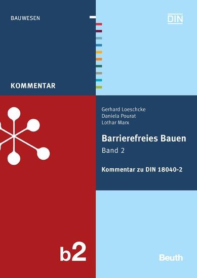 Barrierefreies Bauen Band 2 - Blick ins Buch