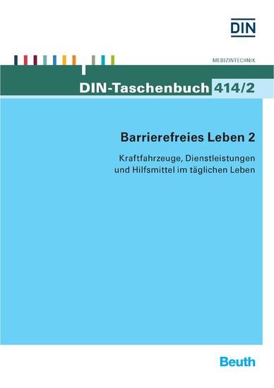 Barrierefreies Leben 2 - Blick ins Buch