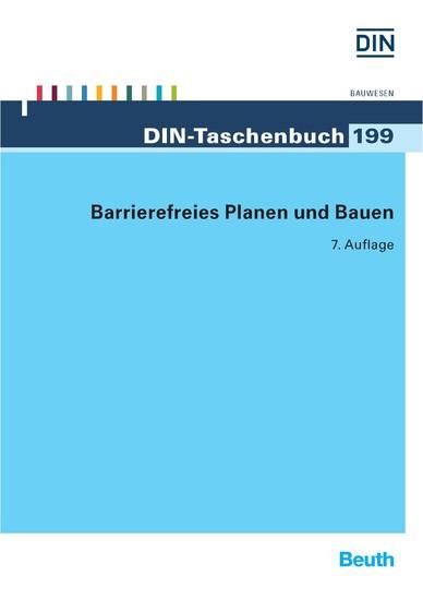 Barrierefreies Planen und Bauen - Blick ins Buch