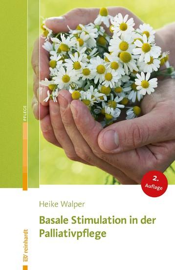 Basale Stimulation in der Palliativpflege - Blick ins Buch