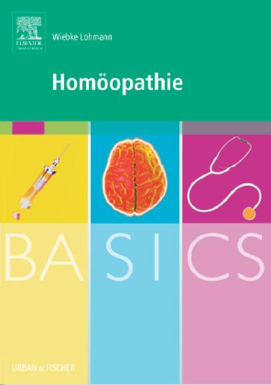 BASICS Homöopathie - Blick ins Buch