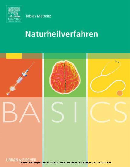 BASICS Naturheilverfahren - Blick ins Buch