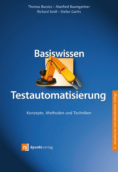 Basiswissen Testautomatisierung - Blick ins Buch