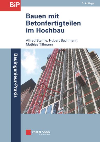 Bauen mit Betonfertigteilen im Hochbau - Blick ins Buch