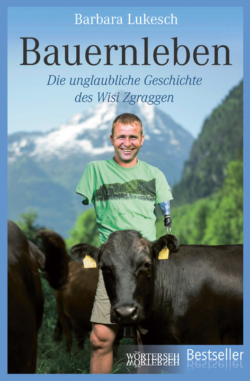 Bauernleben - Blick ins Buch